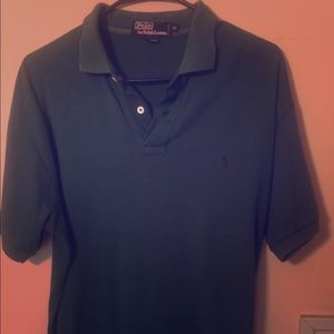 Forest green Polo shirt